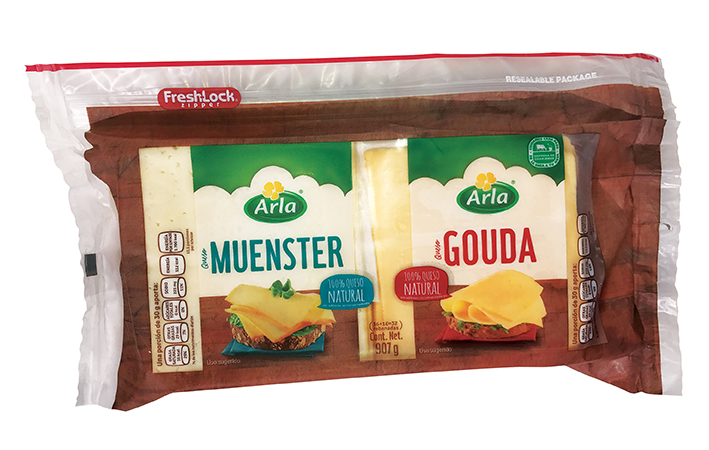 Arla® Quesos Arla Mix Pack Muenster / Gouda 907g