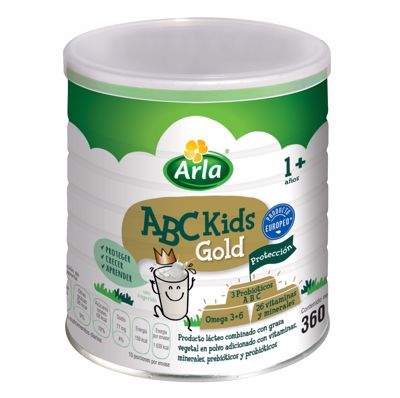 ABC Kids GOLD Lata 360g