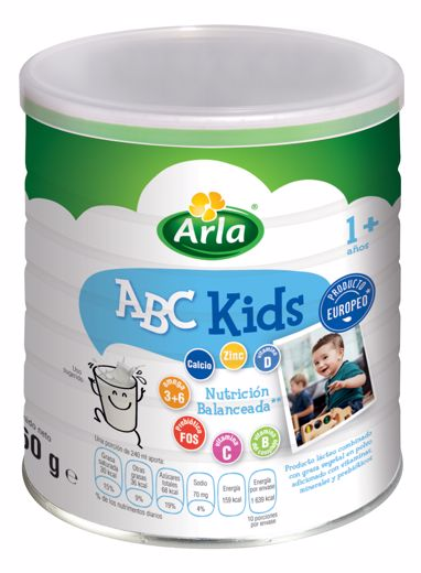 ABC Kids Lata 360g
