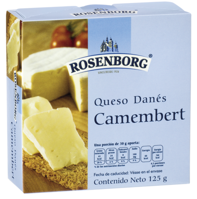 Queso Camembert Rosenborg